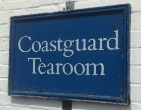 National Trust Coastguard Tearoom