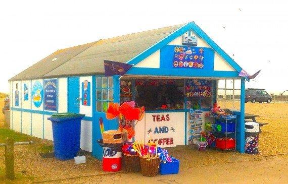 harbour kiosk southwold