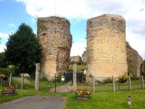 Bungay Bigod Castle