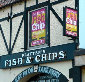 Plattens Fish and Chips Wells-Next-The-Sea