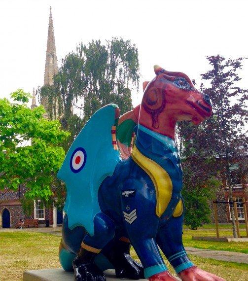 Norwich Dragons 2015