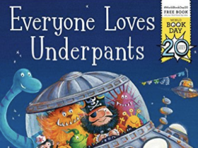 Everyone Loves Underpants World Book Day Special