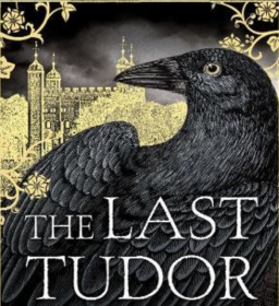 Front Cover for The Last Tudor