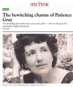 The bewitching charms of Patience Gray